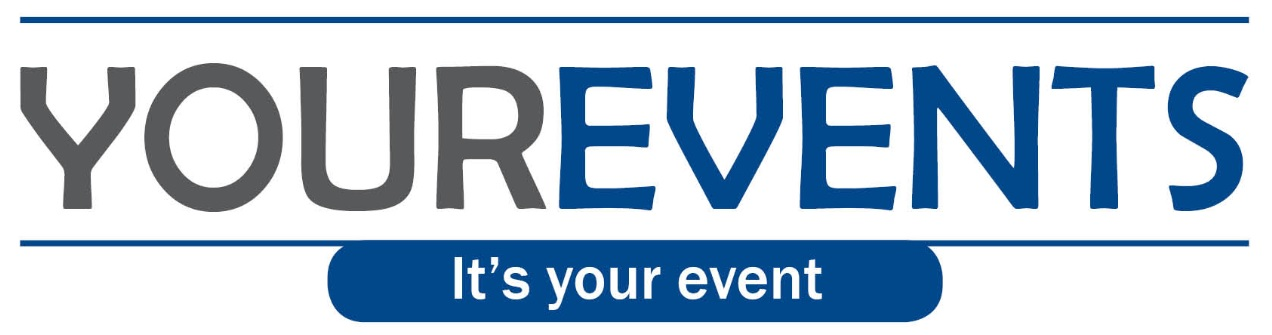 YOUREVENTS logo website