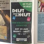 Delft op Zondag 28-6-2015